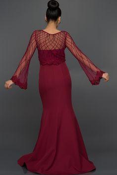 Mürdüm Özel Tasarım Abiye Elbise C7226 | Abiyefon.com