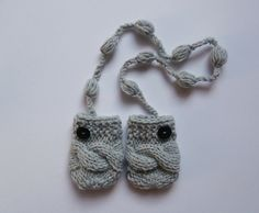 Knit Baby Mittens , Baby Boy Mittens ,Baby Thumbless Mittens, Warm Baby Mitts on Etsy, $13.50