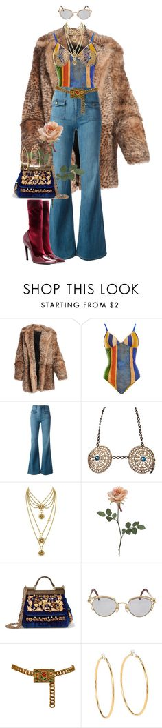 """Untitled #1111"" by jetadorejas ❤ liked on Polyvore featuring DKNY, Água de Coco, Current/Elliott, Juicy Couture, Dolce&Gabbana, Jean-Paul Gaultier, Chanel and Balenciaga"