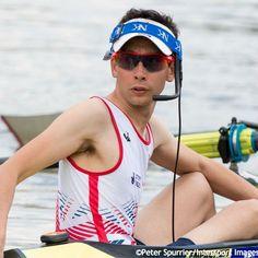 Phelan Hill - Rowing. Cox of Men's eight.