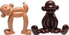 Deco Figurine Monkey Kids Assorted