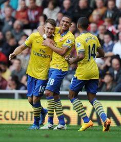 Sunderland v Arsenal - Gallery   Fixtures & Results   Arsenal.com