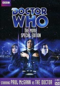 Doctor Who The Movie Special Edition 2 Disc DVD Used Very Good Special Ed | eBay