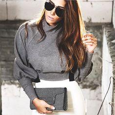 Dress it up, dress it down - wear our #LKBennett Laura #clutch however you want