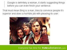FINALLY a response to that stupid Google joke!