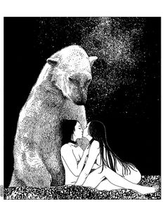 apolloniasaintclair:  Apollonia Saintclair 257 - 20121202 Le grand frère (The elder brother) - Night version