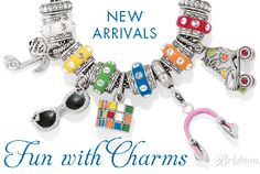 Brighton Charms available at Johnathan Michael's Boutique. jmboutique.org