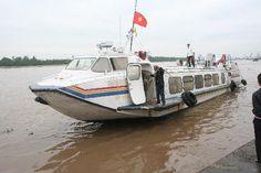 Bateau Hoang Yen  haiphong Catba