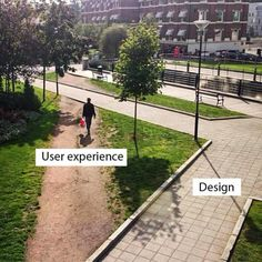 Least Resistance: How Desire Paths Can Lead to Better Design - 99% Invisible