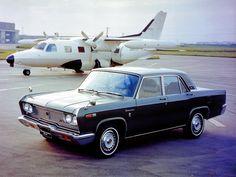 Mitsubishi Debonair A30/A33: haut de gamme «old school» | Boitier Rouge