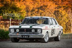 All sizes | Rod Gurney's 1968 XT Ford Falcon | Flickr - Photo Sharing!