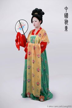 Middle Tang Dynasty by williswong
