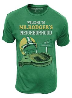 Our 2013 Green Bay #Packers tee!