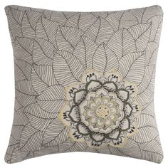 Lanesborough Cotton Throw Pillow