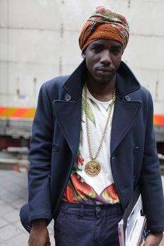 African Modern Look