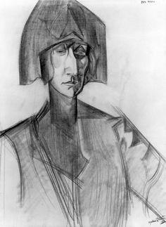 Edith Sitwell by Wyndham Lewis mw05818.jpg 584×800 pixels