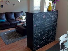 blackboard divider wall                                                                                                                                                                                 More