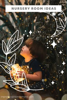 Add some magic to NURSERY ROOM and create beautiful MEMORIES for your child - Improvement on demand Interesting Facts About Humans, Empowering Parents, Sleep Early, Nursery Room Decor, Kids Room Design, Burning Candle, Picture Wall, Kids Learning, Your Child