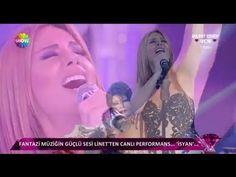 Linet | İsyan | Bülent Ersoy  Show Tv Programı