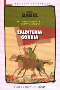 Zalditeria Gorria - Isaak Babel