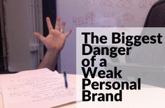 Are You Stuck? Could Building Your Personal Brand Help?