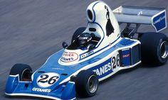 1976 Jacques Laffite, Ligier JS5-Matra