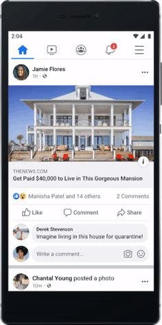 Facebook Alerts User Who Tries To Post Old News In The Feed Olds Mansions The Outsiders