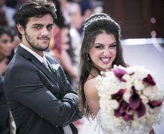 Veja cliques irados do Casamento de Cobra e Jade (Foto: Raphael Dias/Gshow)