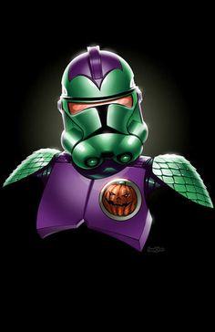 Green Goblin Clone Trooper