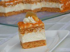 Gluténmentes Chef blog - Átol Tibor Chef Blog, Cake Recipes, Vanilla Cake, Tiramisu, Cheesecake, Ethnic Recipes, Desserts, Food, Mascarpone