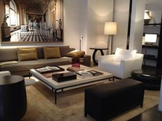 Maison&Objet 2014 news - Part 4: Designers visit to Christian Liaigre showroom in Paris - News / Events - Fifth Avenue