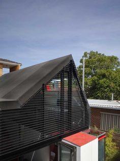 Casa Vader, Fitzroy, Australia. Andrew Maynard