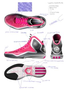 adidas d rose 5 deconstructed