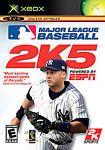 Major League Baseball 2K5  (Xbox, 2005)