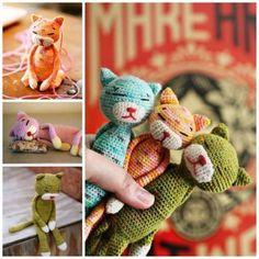 Crochet Cat The WHOot
