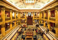 Hotel Lobbies With Amazing Foyers Across America - AARP
