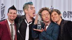 Call her a winner: Carly Rae Jepsen scoops three Juno awards Marianna Trench, Marianas Trench Band, Josh Ramsay, Canadian Boys, Carly Rae Jepsen, Album Of The Year, Emo Bands, Music Bands, Top Celebrities