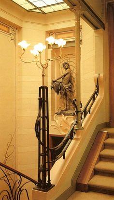Art Nouvea -Tassel mansion - Victor Horta