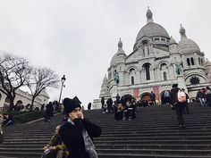 [TRANS] 170313 EXO-L Website Update: [From. SUHO] Monthly Suho Junmyeon March Issue France Episode - EXOdicted - EXO Fansite
