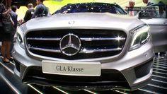2015 Mercedes GLA-Class at IAA Frankfurt 2013
