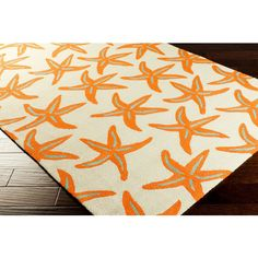 Shop for Gwynn Handmade Starfish Indoor/outdoor Area Rug - x by Havenside Home. Get free delivery On EVERYTHING* Overstock - Your Online Home Decor Store! Coastal Area Rugs, Coastal Living, Oriental, Rain Collection, Round Area Rugs, Indoor Outdoor Area Rugs, Outdoor Living, Showcase Design, Accent Furniture