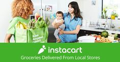 Become an Instacart shopper - earn money shopping or delivering groceries with Instacart! It's a fun and flexible way to earn money on your own time.