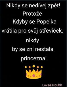 Možná je to pravda taky to zkusím❤ Jokes Quotes, Life Quotes, My Life My Rules, Words Can Hurt, Quote Citation, Amazing Quotes, Pretty Little Liars, Motto, True Stories