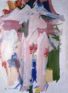 hmmmm - never really liked willem de kooning before, but this one is sort of nice.