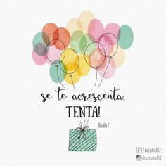 Se acrescenta… Happy B Day, Some Words, Funny Cartoons, Happy Thoughts, Hand Lettering, Doodles, Inspirational Quotes, Place Card Holders, Humor