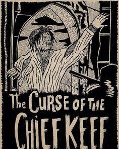 The Curse of #ChiefKeef par @hector_de_la_vallee