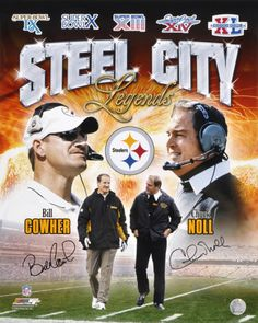 Pittsburgh Steeler Posters