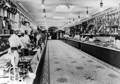 I remember Sainbury's when the floors and counters were like this!  Bring them back!--not me, but would love to see it too