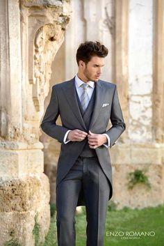 Tendencias en Trajes para el novio 2018 – Fotos de Trajes para el novio  para boda traje de novio para boda de noche 56941b957cf
