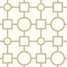 2625-21811 Green Geometric - Matrix - Symetrie Wallpaper by A - Street Prints